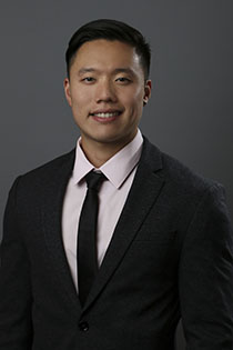 Jeffrey Ong<br /> B.A., AIC Candidate